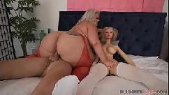 Big booty bbw tiffany star dreier mit sexspielzeug sean lawless